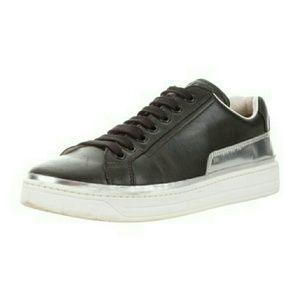PRADA 7 Leather Fashion sneakers